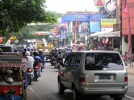 Jalanan Raya Cibaduyut