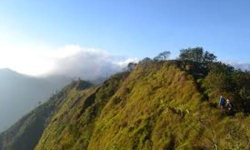 Pendakian Puncak Mega Gunung Puntang