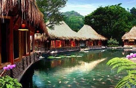 Sapu Lidi Lembang - Cafe Resto Galery Traditional Ethnic