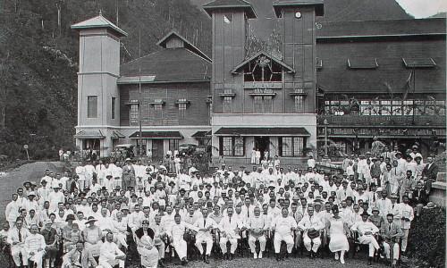 Sejarah Gunung Puntang