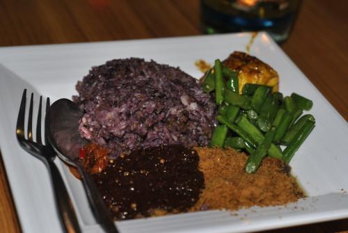 tempat wisata kuliner malam di bandung nasi kalong