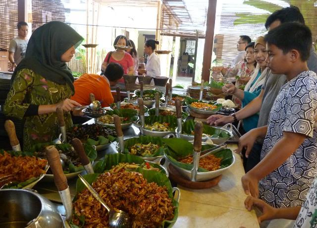 Alas Daun Bandung Review Menu Harga No Tlp Rumah Makan 2018
