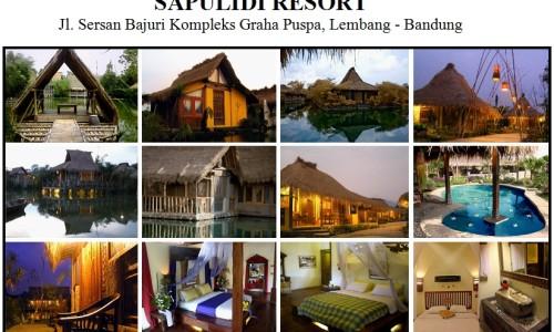 Resort Sapulidi Lembang Bandung