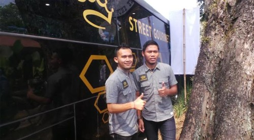 Liburan ke Bandung - Street Gourmet Bandung