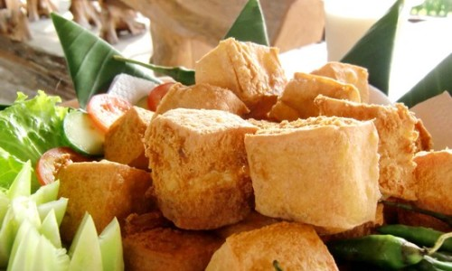 Tahu Susu Lembang Bandung