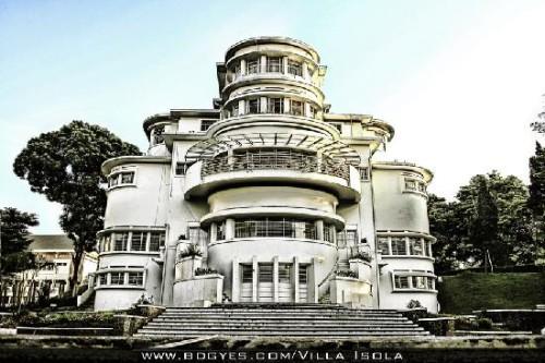Villa Isola Lembang Bandung